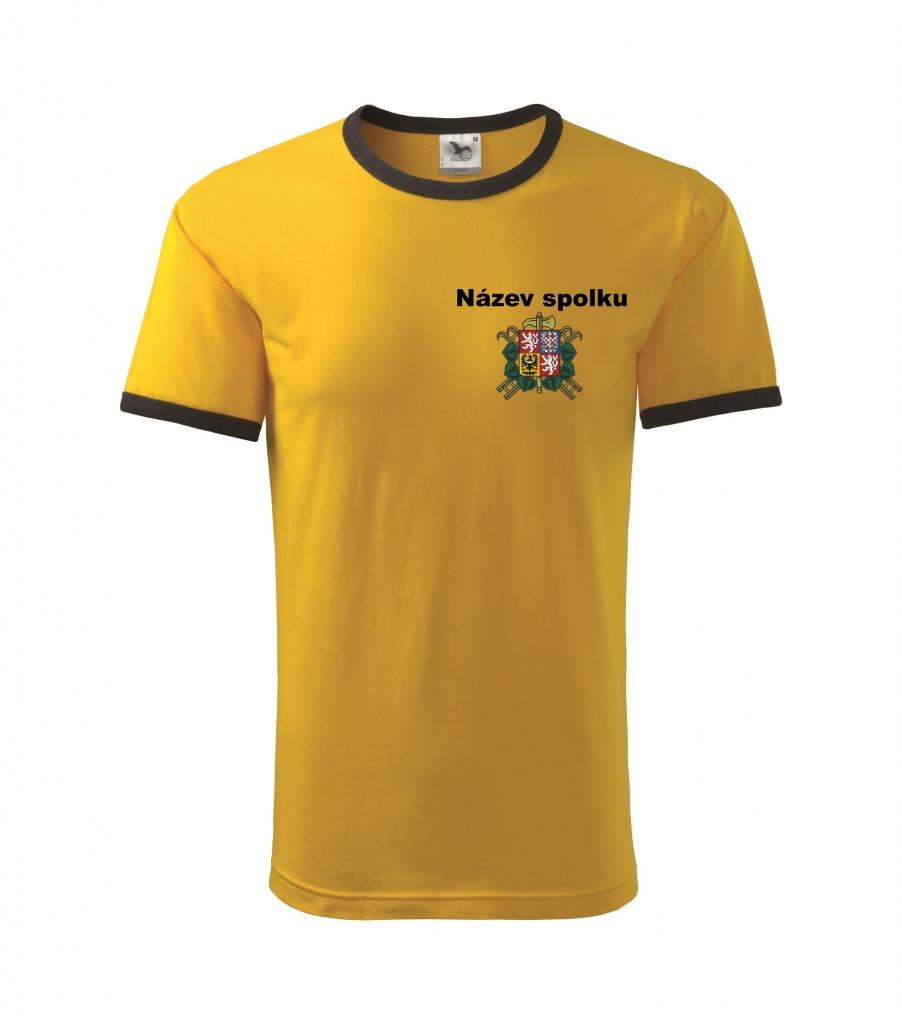 a2c97575ebae Vytvořte si vlastní tričko s názvem Vašeho spolku